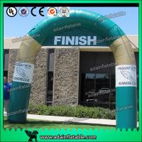 China Outdoor Event Inflatable Arch For Sport / advertising , Inflatable Start Line wholesale