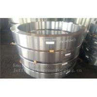 China Large Stainless Steel Forging F304 F316 F51 F53 F55 F60 F321 F316Ti Hot Rolled Ring wholesale