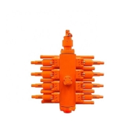 China High quality API 16A wireline blowout preventer coiled tubing BOP on sale