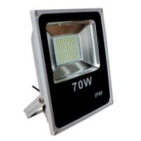 China 70W LED Flood Light SMD5630 CE RoHs IP65 outdoor light 220V PWM dimmable wholesale