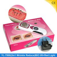 Buy cheap 640nm Red Light BIO Photon Wrinkle Removal Machine For Face Lifting YL-7500 from wholesalers