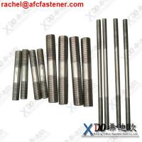 China stainless stud bolts Inconel625 wholesale