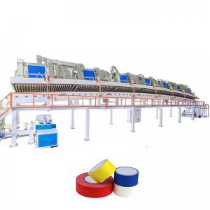 China Water Based Acrylic BOPP Jumbo Roll Solvent Adhesive Coating Machine wholesale