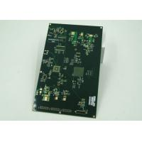 China Dark Green Soldered Multilayer PCB ENIG Plating OEM Service Supported wholesale