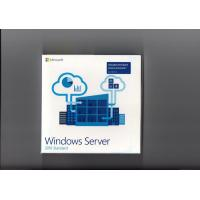 China Global Area Windows Server 2016 Std 5 User CALs With 16 Cores High Performance wholesale