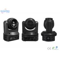 China 60 Watt Mini Gobo Dmx LED Spot Moving Head Light For KTV / Stage wholesale