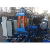 China Solar PV Mounting Structure Cable Tray Roll Forming Machine Photovoltaic Bracket Forming Machine wholesale