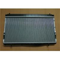 China Optra Lacetti Daewoo Mt Automotive Radiators 96553378 With Black Plastic Tank wholesale