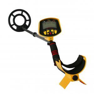 Buy cheap Long Range Treasure Ground Metal Detector , Gold Finder Machine 6.5-6.8kHz from wholesalers