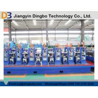 China High Frequency Welded Tube Mill Line With High Precision Cutting wholesale