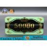 China Custom Ceramic Clay And Plastic Casino Poker Chips With Custom Logo wholesale