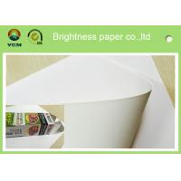 China Hard Stiffness Box Making Cardboard , Folding Box Paper High Brightness wholesale