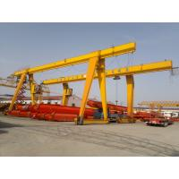China 10 ton single girder gantry crane trussed type wholesale