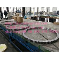 China China slewing Bearing factory offer 013.32.1405 four point contact ball slewing bearing,15253X1235X119mm wholesale
