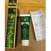Quality Tiger King Male Enhancement Cream , Healthy Herbal Sex Delay Cream for sale