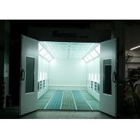 China Infrared Ramp Auto Paint Booth Pressure Protect Device Converter Adjustment wholesale