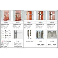Good Quality White Lacquered Door Flush Design With Frame Full Set Customized Size