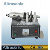 China 800w 35Khz Weld Polyester Fabric Ultrasonic Attachment for Edge Trimming / Joining wholesale