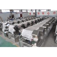 China Non Fried Instant Noodle Making Machine Strong Stainless Steel Material wholesale