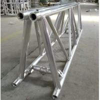 China Heavy Duty Folding Aluminum Triangle Truss 4 Millimeter Thickness Longlife Span wholesale