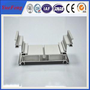 China 6000 series alloyed aluminum profile factory price / aluminum profile with anodizing wholesale