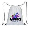 China Promotional Custom Logo Printed String Bags Sport Girls Drawstring Bag wholesale