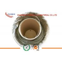 China Kanthal A1 Heating Alloy Wire Rod Fecral Wire For High Temperature Resistance Furnace wholesale