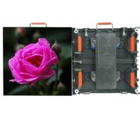China Full Color SMD P3.91 Outdoor Advertising LED Display 1R1G1B Simple Structure wholesale