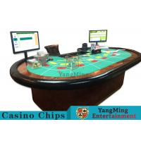 China Intelligent Laser Poker Chips With RFID Control , Rectangular Poker Chips wholesale