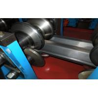 China W Type Highway Guardrail Roll Forming Machine Freeway Barrier Cold Forming Machine wholesale