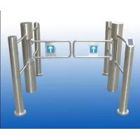 China Light and sound alarm automatic swing gates with auto open / close for stores wholesale