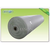 China Big Roll Biodegradable Spunbond Non Woven Landscape Fabric for Agriculture Protection Mat wholesale