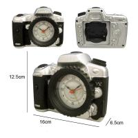 China camera design alarm clock for Decoration wholesale