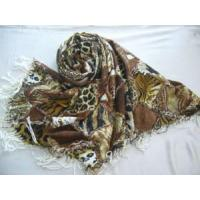 China Leopard Printed Acrylic Scarf (HP-C2000) wholesale