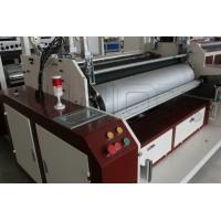 Quality PLA High Speed Cling / Stretch Film Extruder Machine 600 - 1000mm Width with Moving Stablely SLW-1000 for sale
