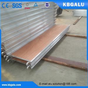 Buy cheap Aluminum scaffold platform 2.0m from wholesalers