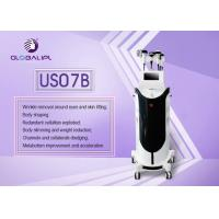 China 7 In 1 Vacuum Liposuction Ultrasonic Cavitation Slimming Machine With MEdical CE wholesale