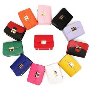 China 2016 new small square shoulder bag Messenger bag handbag European and American fashion star models chain on sale