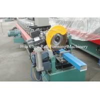 China Metal Gutter Shaping Machine Downspouts cold roll forming Machine For Sale from china manufacturer wholesale