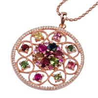 China Top quality CZ Fashion 925 Silver Jewellery Pendant K-BC-C819 with competitive price wholesale