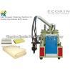 China Polyurethane Foam Mattress Making Machine Pu Injection 16.6 gs / min High Speed Mixing wholesale