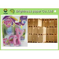 China Coated Blister Board Paper C1s Folding Box Board Sheet For Packing wholesale