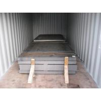 China 2348mm SPHC / ASTM A36 / SAE 1006 Hot Rolled Checkered Steel Plate, 1.5 - 40.0MM Thickness wholesale