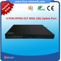 Buy cheap India price BDCOM OLT 4 PON Ports 10G EPON/GEPON Layer 3 OLT with Cortina chipset  at low price product