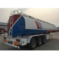 China 55cbm CIMC Fuel Tank Trailer Explosion - Proof Fuel Transfer Trailer wholesale
