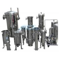 China Sugar Water Filter / Syrup Filter / Resin Filter Ss304 Single Bag Filter For Waste Vegetable Oil Factory wholesale