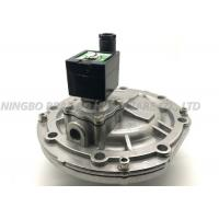 China 2/2 Way 3 Inch Cylinder Solenoid Valve 353 Series With Embedded Diaphragm wholesale