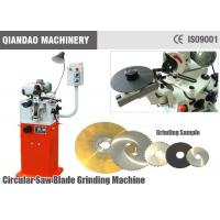 China Universal Type Circular Saw Blade Sharpening Equipment 550W 220V 380V wholesale