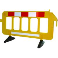 China Indoor / Outdoor Portable Traffic Barriers , Collapsible Road Safety Barriers wholesale