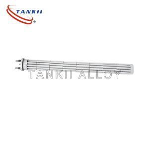 China 380v 12kw NiCr 2080 Furnace Heating Element For Liquid wholesale